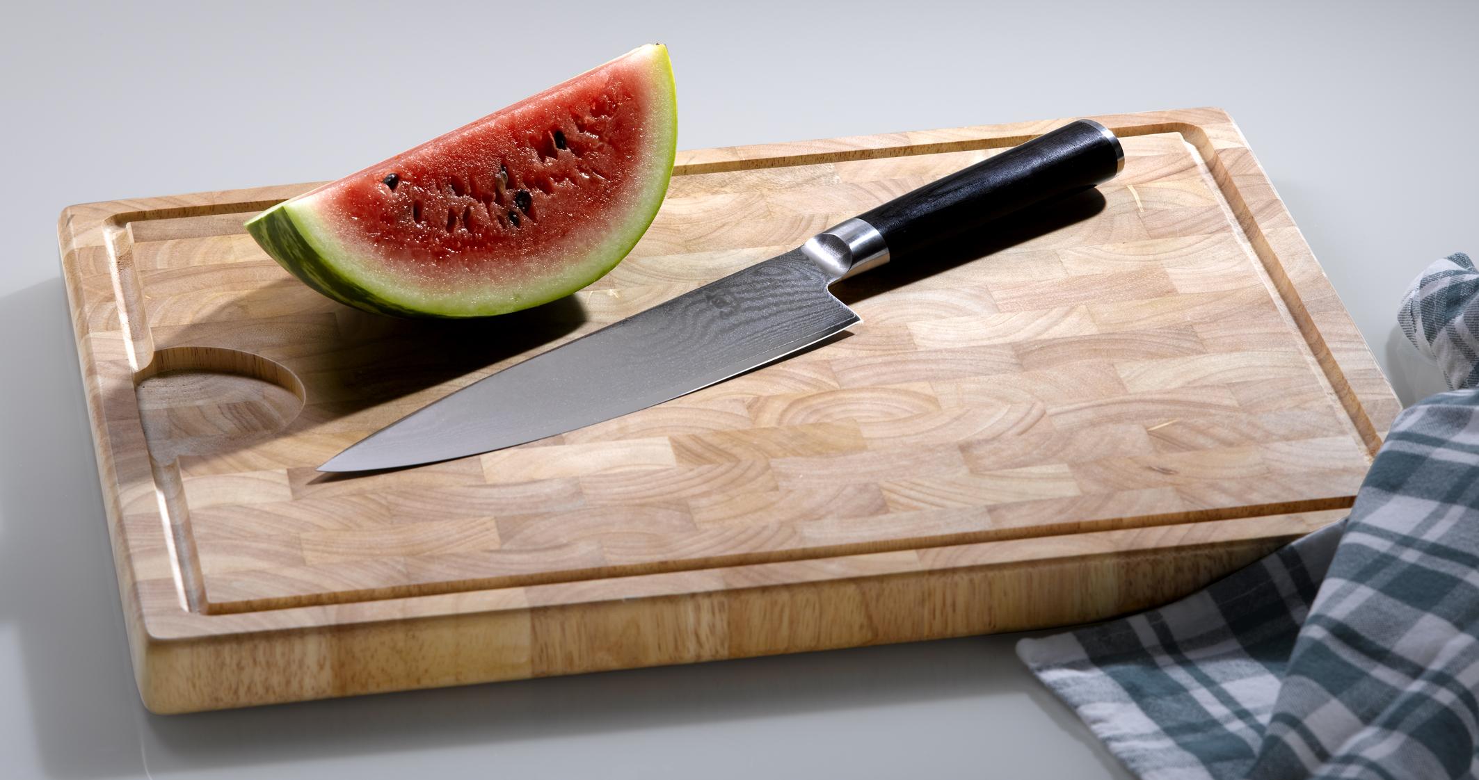Schneidbretter aus holz und kunststoff - Kochen essen wohnen ...