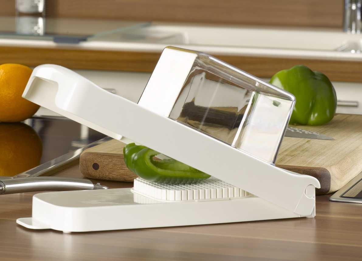 zwiebelschneider wok gem se zerkleinerer alligator. Black Bedroom Furniture Sets. Home Design Ideas