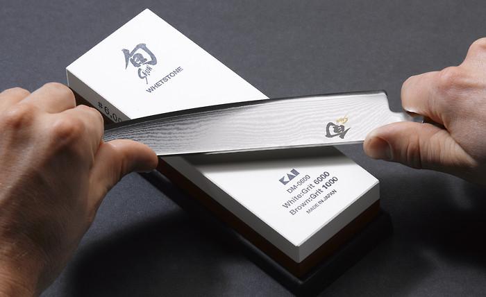 Wasserstein - Schärfstein für japanische Messer