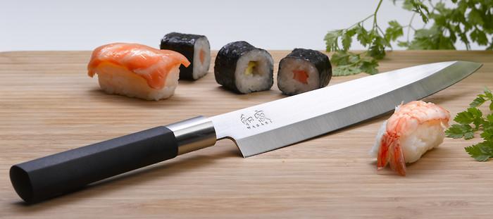 Kai Wasabi Black Yanagiba Messer