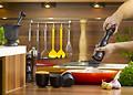 Küchenhelfer zum Würzen - Salz- und Pfeffermühlen, Mörser, Gewürzreiben, ...