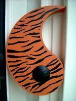 Flux Fensterkeil Safari Afrika Tiger Design