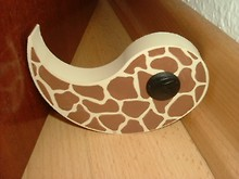 Türpuffer Flux - Safari Giraffe Edition