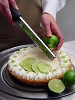 Microplane Parmesan, Ingwer und Zester Reibe für Zitrusfrüchte