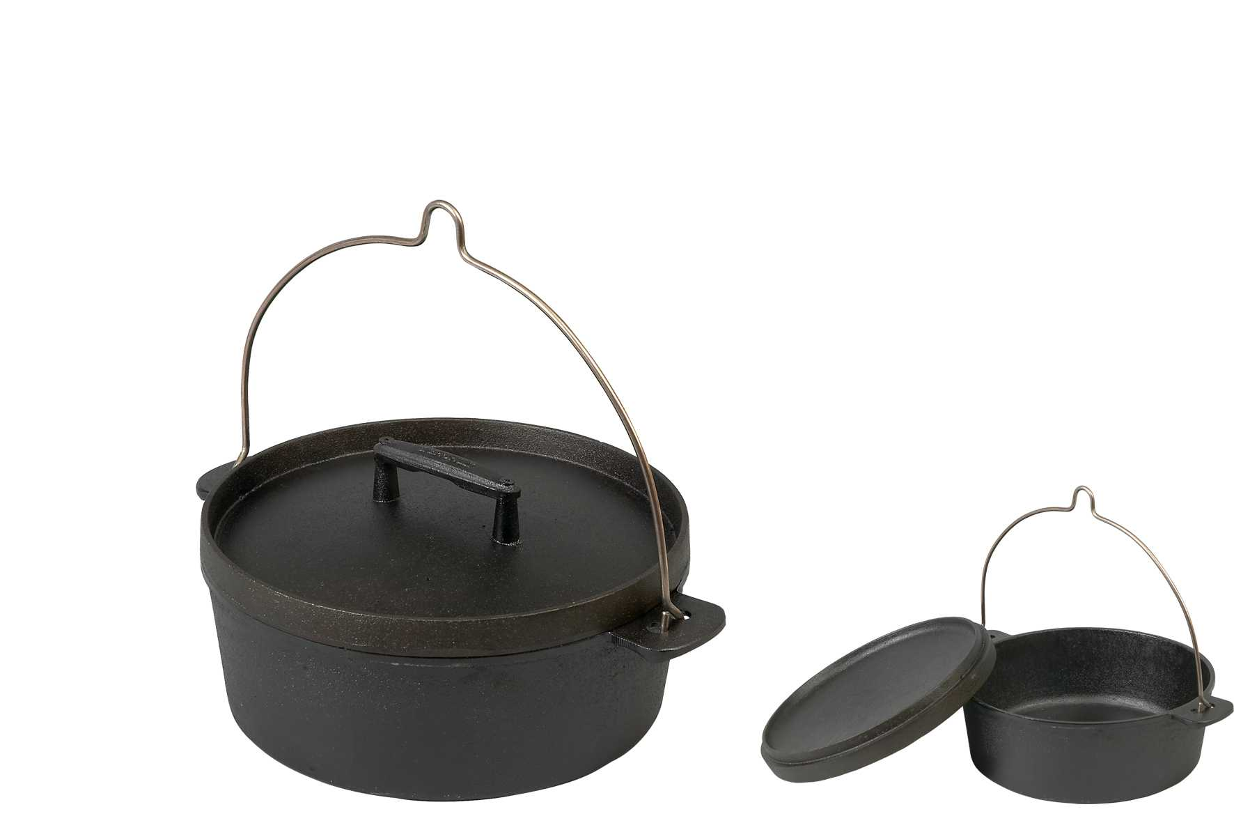 dutch oven skepphult gusseisen topf f r grill und lagerfeuer. Black Bedroom Furniture Sets. Home Design Ideas