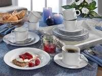 Jeverland Porzellan Kleine Brise Angebot Kaffee Set