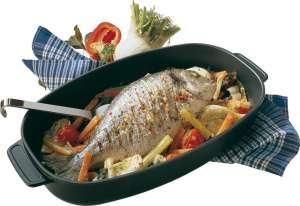 Gastrolux Fisch Bräter Auflaufform