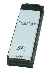 Minosharp Schleifstein 1000/8000 Extrafein