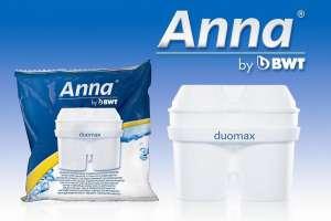 Anna Duomax Wasser Filterkartuschen für Brita Maxtra