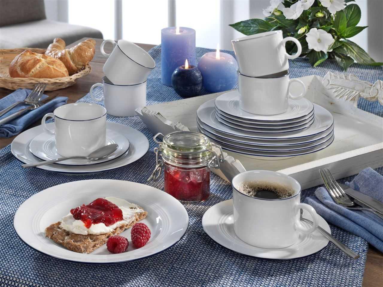 friesland kleine brise angebot kaffeeservice kochen essen wohnen. Black Bedroom Furniture Sets. Home Design Ideas
