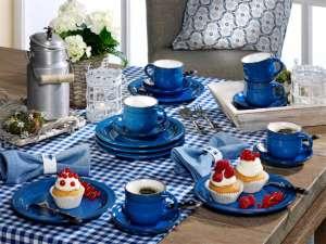 Geschirrset Angebot - Ammerland Blue Friesland Kaffee Set