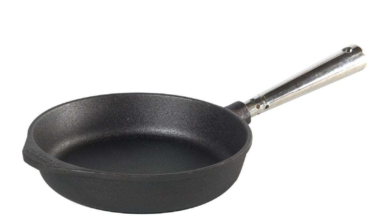 Die gusseiserne Pfanne kehrt zurück - kochen-essen-wohnen