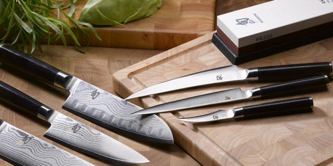 Japanische Kuchenmesser Kochen Essen Wohnen