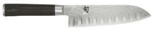 Kai Shun DM-0718 Santoku 18 cm mit Kullen