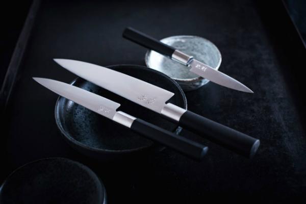 Kai Wasabi Japan Messerset mit Kochmesser