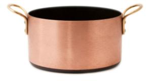 Kupfer Kochtopf Keramik Induktion