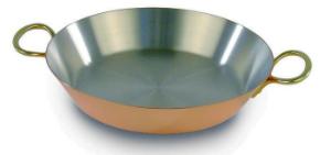 Kupfer Schlemmerpfanne Keramik Induktion