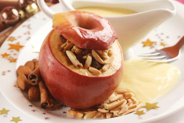 Bratapfel rezepte kochen essen wohnen - Kochen essen wohnen ...