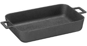 Skeppshult Ofen Form Noir Gusseisen 30x20 cm