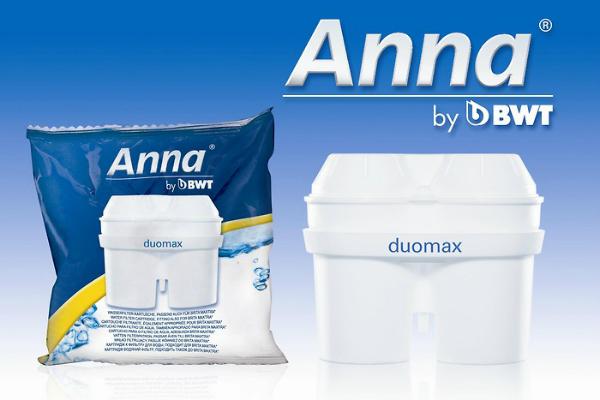 Anna Duomax 10 Filterkartuschen fuer Brita Maxtra