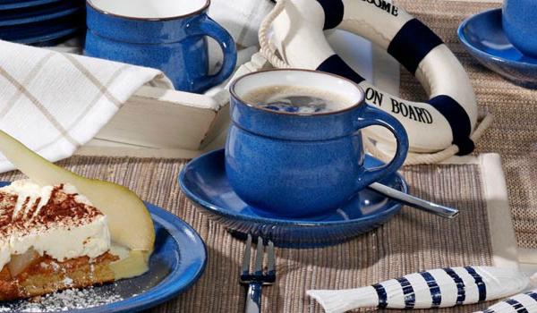 Ammerland Blue Porzellan von Friesland
