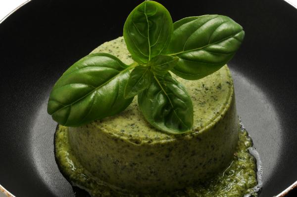 Gefrorenes Pesto