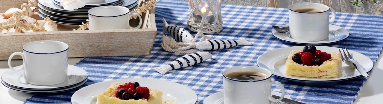 Porzellan von friesland kochen essen wohnen - Kochen essen wohnen ...