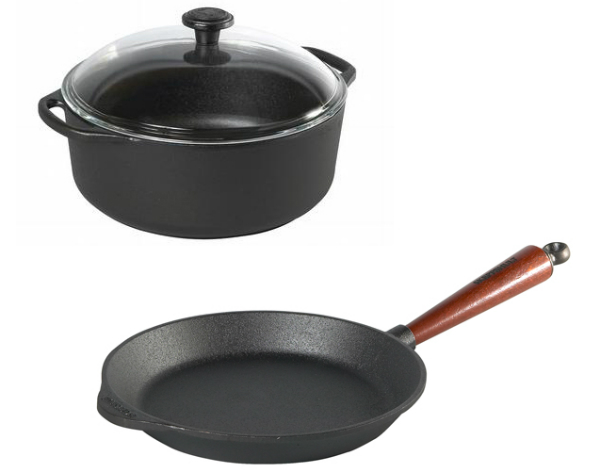 gusseiserne-toepfe-pfannen-set