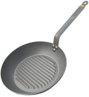 De Buyer Grillpfanne 32 cm - Eisenpfanne