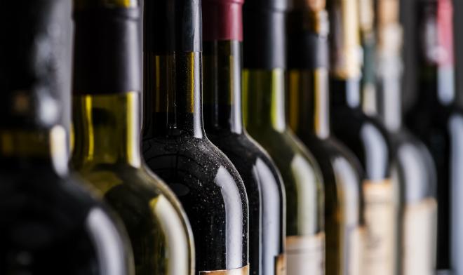 Wein im Herbst genießen