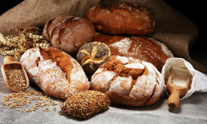 Brot richtig aufbewahren und schneiden