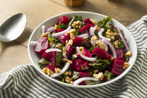 Georgischer Rote Bete Salat
