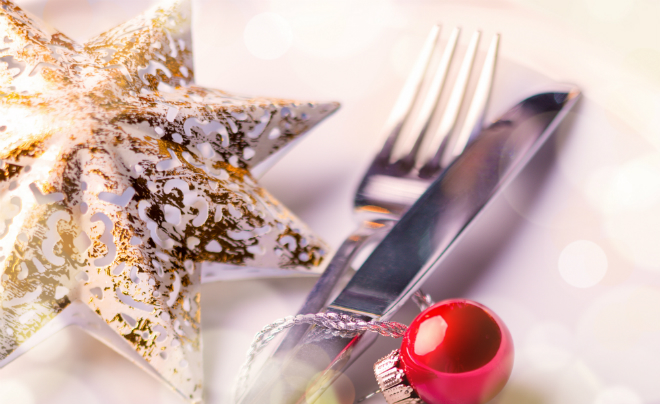 Das perfekte 3-Gänge Menü zu Weihnachten