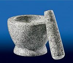 Cilio Granit Mörser Goliath 18 cm