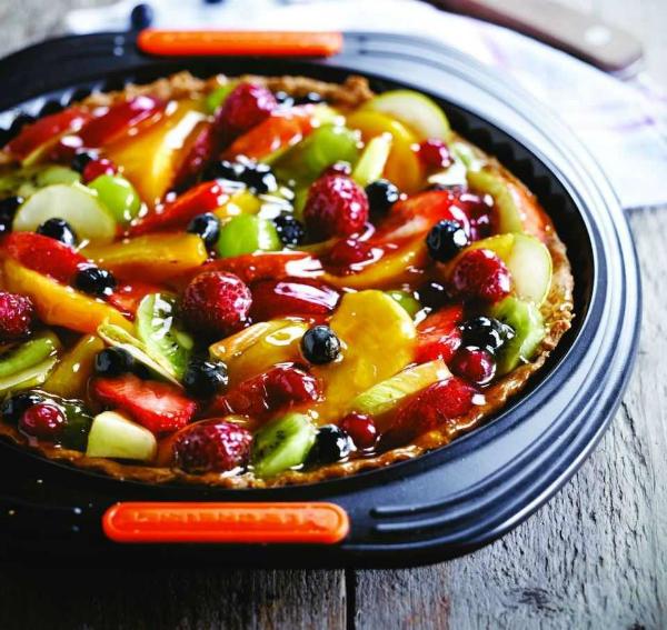 Le Creuset Quiche- und Obstkuchenform