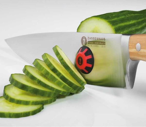 Magnet Messerabstreifer Set Easy Cut 2-tlg