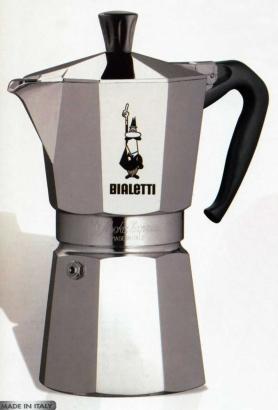 Bialetti Espressokocher 9 Tassen