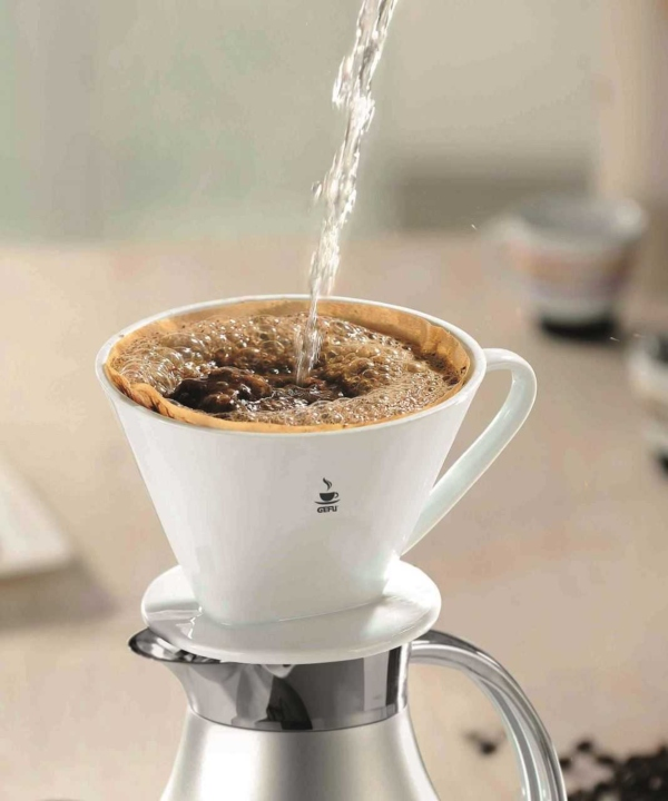 Gefu Kaffeefilter 1 x 4