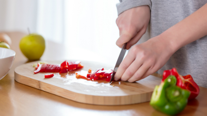 Kai Seki Magoroku im großen Messer Test