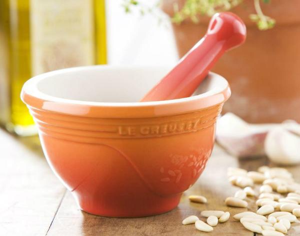 Le Creuset Keramik Mörser