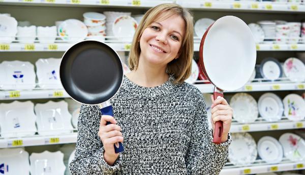 Welche Keramikpfanne ist die beste?